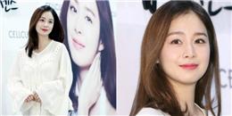 Mang bầu 4 tháng, tăng cân nhẹ, Kim Tae Hee vẫn đẹp như nữ thần