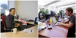 Học hỏi cách... sắp xếp bàn làm việc để thành công như các thiên tài
