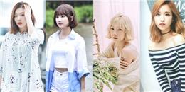 Những sao nữ Hàn vô cùng xinh đẹp với tóc ngắn