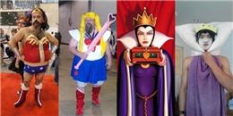 Vòng quanh thế giới chiêm ngưỡng những màn cosplay siêu lỗi