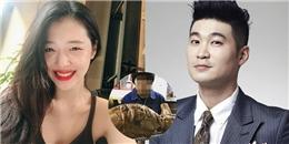 """Sulli công khai hẹn hò tình mới, Choiza đăng ảnh ngụ ý bị """"cắm sừng"""""""