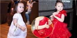 Đọ vẻ 'sang chảnh' công chúa nhà sao Việt với loạt túi hiệu