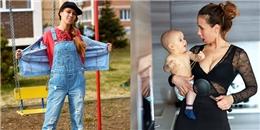 Mạo hiểm để chồng chọn đồ cho mình, mẹ trẻ hạnh phúc không tưởng