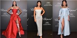 Váy áo tại Cannes: Người lên hương, kẻ tuột dốc không phanh