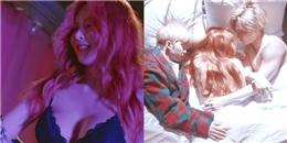 Cố minh oan cho MV mới của Triple H, HuynA bị fan Hàn gọi là 'đầu đất'