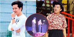 yan.vn - tin sao, ngôi sao - Trường Giang khôn khéo xử lý khi tiếp tục bị khán giả ném chai