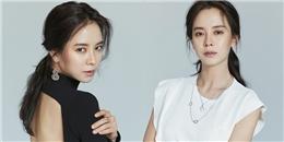 Ngỡ ngàng thần thái sang chảnh, quyến rũ, chẳng hề ngố của Song Ji Hyo