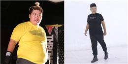 Ám ảnh béo đến sập giường, chàng trai hơn 120kg quyết tâm giảm cân