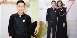yan.vn - tin sao, ngôi sao - Dương Triệu Vũ đeo đồng hồ 4 tỷ đồng tới ủng hộ Ngô Thanh Vân