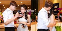 yan.vn - tin sao, ngôi sao - Tim chăm sóc, ôm hôn Trương Quỳnh Anh sau tin đồn ly hôn
