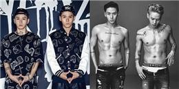 """Cặp dancer song sinh nhà YG """"gây sốt"""" vì vẻ ngoài hot không kém idol"""