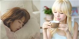 6 cách giảm cân khi đang ngủ mà bạn gái nào cũng nên biết