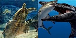 7 loài sinh vật khổng lồ bá chủ thời tiền sử trên Trái đất