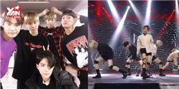 """Fan Kpop lắc đầu chịu thua nhóm nam mới diện """"quần lót"""" lên sân khấu"""
