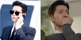 yan.vn - tin sao, ngôi sao - Cool ngầu trên phim còn ở hậu trường Park Hae Jin lại đáng yêu thế này
