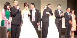Nghẹn ngào lời dặn dò của ông bố 'bá đạo' ngày con gái lấy chồng