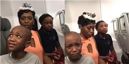 MXH xôn xao với gia đình bị đuổi khỏi máy bay chỉ vì 1 chiếc bánh kem