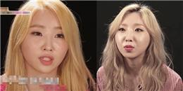 Minzy rơi nước mắt tâm tự về tuổi thơ thưc tập sinh không bạn bè