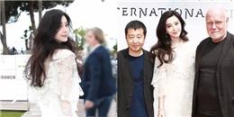Chẳng cần 'lồng lộn', Phạm Băng Băng vẫn đẹp hết nấc tại Cannes