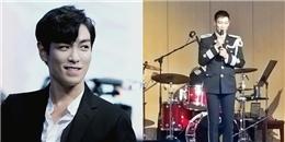 yan.vn - tin sao, ngôi sao - Fan dậy sóng khi T.O.P bất ngờ lộ diện điển trai trong bộ đồ cảnh sát