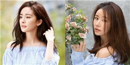 yan.vn - tin sao, ngôi sao - Sau Dương Mịch, fan lại ngây ngất với bộ ảnh thiếu nữ của Lâm Tâm Như