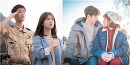 """Cặp đôi """"đam mỹ"""" dẫn đầu top 10 cặp đôi đẹp nhất màn ảnh xứ Hàn"""