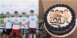 Xúc động lời chúc mừng sinh nhật của JV gửi Toàn Shinoda