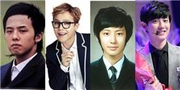 """Idol Kpop """"lột xác"""" khi diện đồng phục học sinh trước và sau nổi tiếng"""