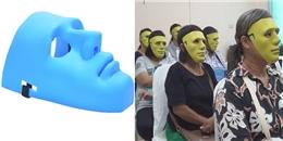 Sự thật bất ngờ sau bức ảnh 'binh đoàn sát thủ' đeo mặt nạ đầy bí ẩn