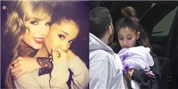 Thực hư chuyện Taylor Swift điều phi cơ riêng đến đón Ariana Grande