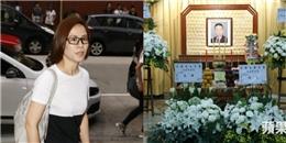 Nghệ sĩ Hồng Kông đến viếng tài tử TVB đột tử trên sân khấu