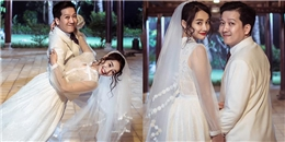 yan.vn - tin sao, ngôi sao - Lộ ảnh cưới bá đạo của Trường Giang và Nhã Phương?