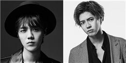 Ngỡ ngàng nam nghệ sĩ Nhật Bản có gương mặt quá giống Luhan