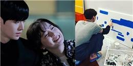 Vừa khỏi bệnh, Goo Hye Sun liền hạnh phúc 'khoe' chồng đáng yêu