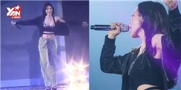 Diện trang phục siêu sexy, Taeyeon thiêu đốt mọi ánh nhìn của fan