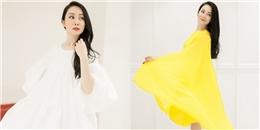 Linh Nga cuốn hút với váy áo mùa hè rực rỡ