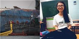Hàn Quốc bàng hoàng khi tìm thấy 1 trong 9 người mất tích tàu Sewol