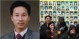 Tìm thấy thi thể thầy giáo dạy cấp 3 mất tích sau thảm họa phà Sewol