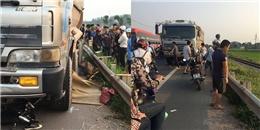 Thắt lòng gia cảnh thương tâm của hai anh em bị xe tải cán tử vong