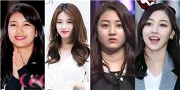Đỉnh cao nhan sắc hậu giảm cân của loạt thần tượng Kpop