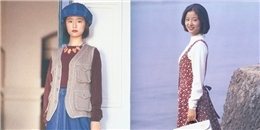 yan.vn - tin sao, ngôi sao - Ngắm Lâm Tâm Như đẹp hút hồn từ thuở 17 làm mẫu ảnh cho tạp chí