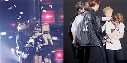 Những lần sân khấu ngập tràn nước mắt của fan và thần tượng Kpop