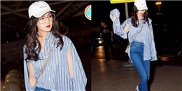 Angela Baby khoe gu thời trang đẳng cấp sau tin đồn 'copy' Dương Mịch