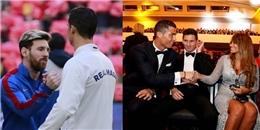 Xóa bỏ 'hận thù', Ronaldo được mời làm khách VIP tại lễ cưới của Messi