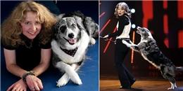 Chủ nhân của cô chó nhảy siêu nhất thế giới qua đời vì ung thư