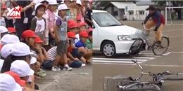 Cách người Nhật dạy trẻ em an toàn giao thông khiến thế giới ngưỡng mộ