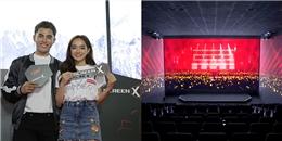 CGV giới thiệu ScreenX và Chiến lược phát triển Công nghệ chiếu phim