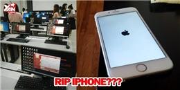 iPhone 6 là nạn nhân tiếp theo bị WannaCry 'tống tiền'?