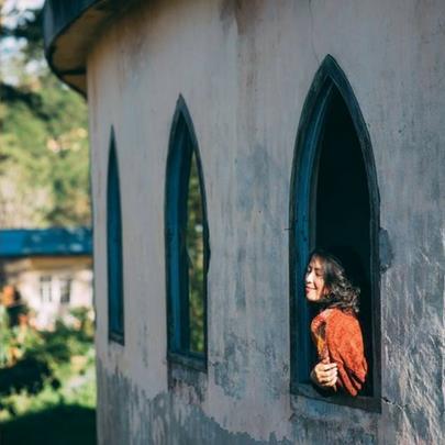Có một tu viện bỏ hoang ở Đà Lạt khiến bạn ngỡ lạc giữa trời Âu