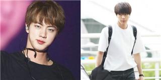 Nhận giải Billboard, BTS Jin khiến fan quốc tế đổ rạp vì quá đẹp trai - Tin sao Viet - Tin tuc sao Viet - Scandal sao Viet - Tin tuc cua Sao - Tin cua Sao